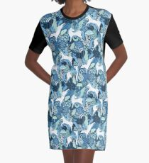 Pegasi Blues  Graphic T-Shirt Dress