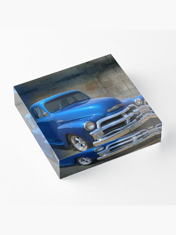 Alternate view of 1954 Pickup Acrylic Block
