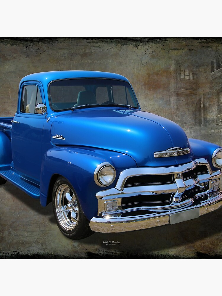 1954 Pickup by cars