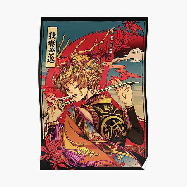 zenitsu Poster