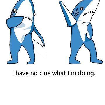 Left Shark by chadgrodi