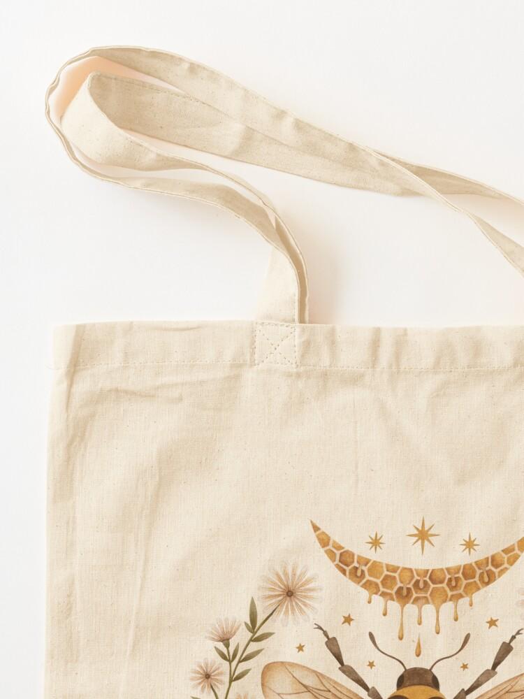 Alternate view of Honey moon Tote Bag