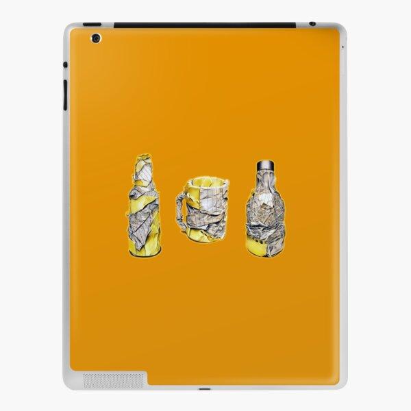 Pres (Colour pencil drawing) iPad Skin