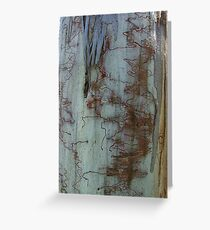 Trunk-line stories Greeting Card