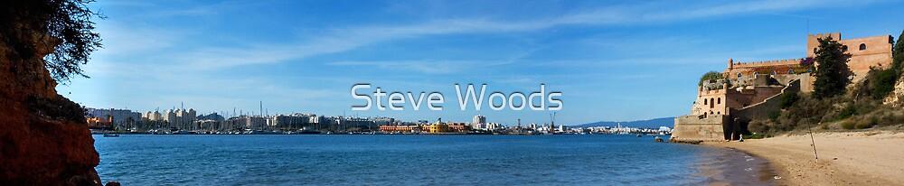 Ferragudo by Steve Woods