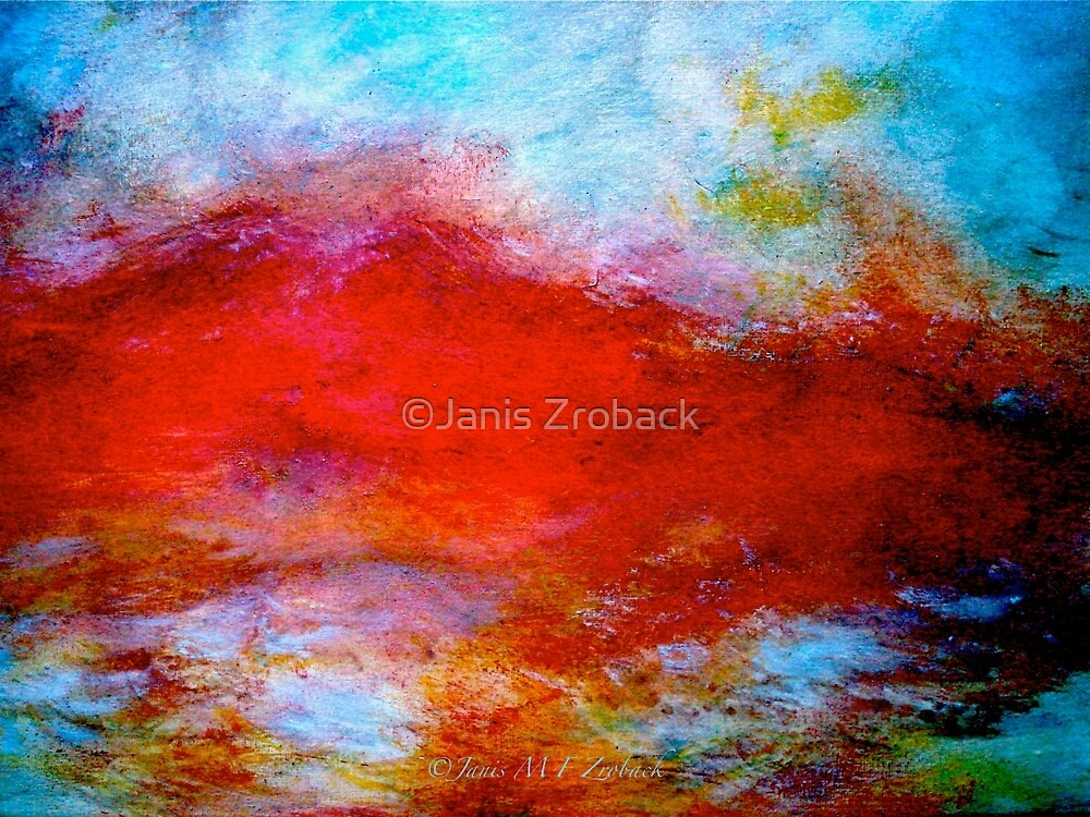 """Abstract...The """"Typhon"""" by ©Janis Zroback"""