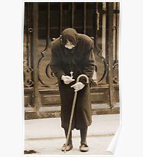Paris c1997 Poster