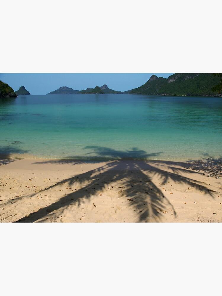 Not a dream - Somewhere off Ko Samui Thailand by alexsupertramp