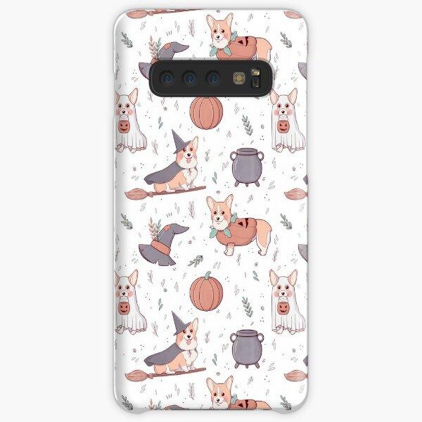 Corgi Halloween Samsung Galaxy Snap Case