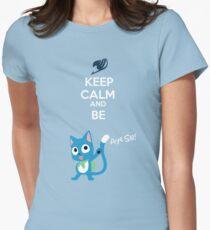 Camiseta entallada para mujer ¡Aye señor!