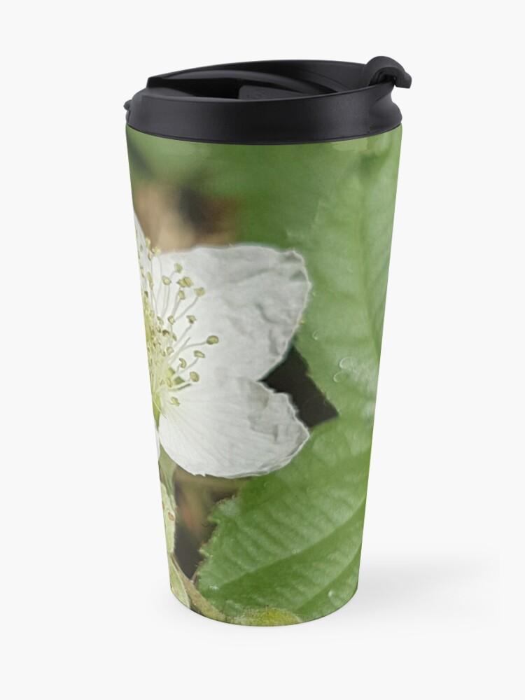 Alternate view of Bramble Blossom Travel Mug