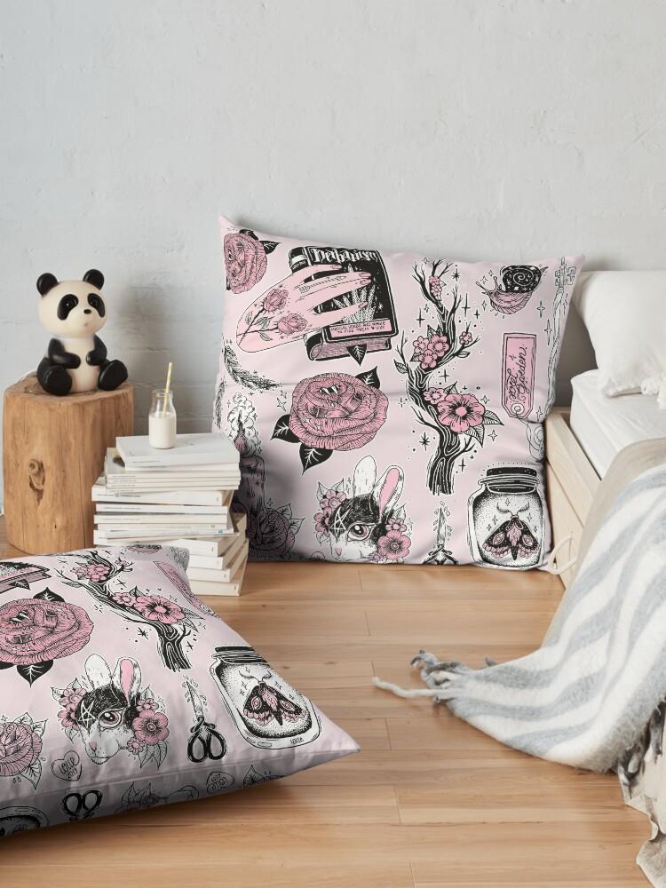 Alternate view of Ostara Floor Pillow