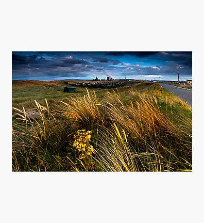 Redcar Steelworks Photographic Print