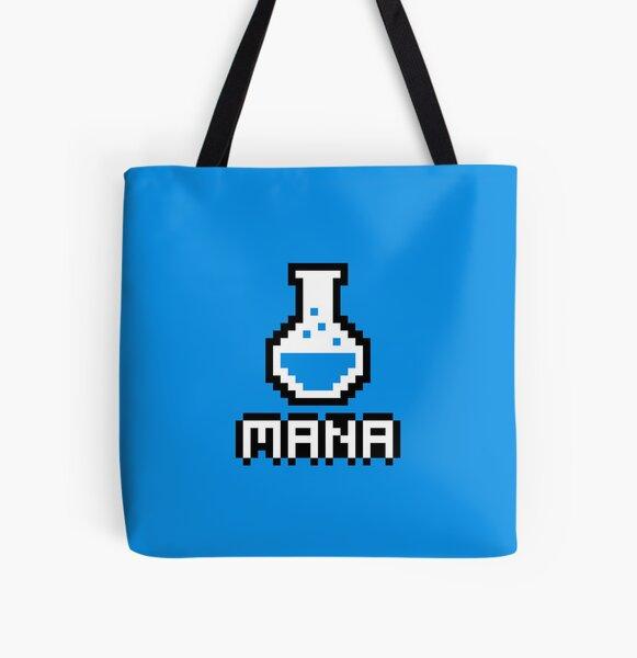 Potion - Mana All Over Print Tote Bag