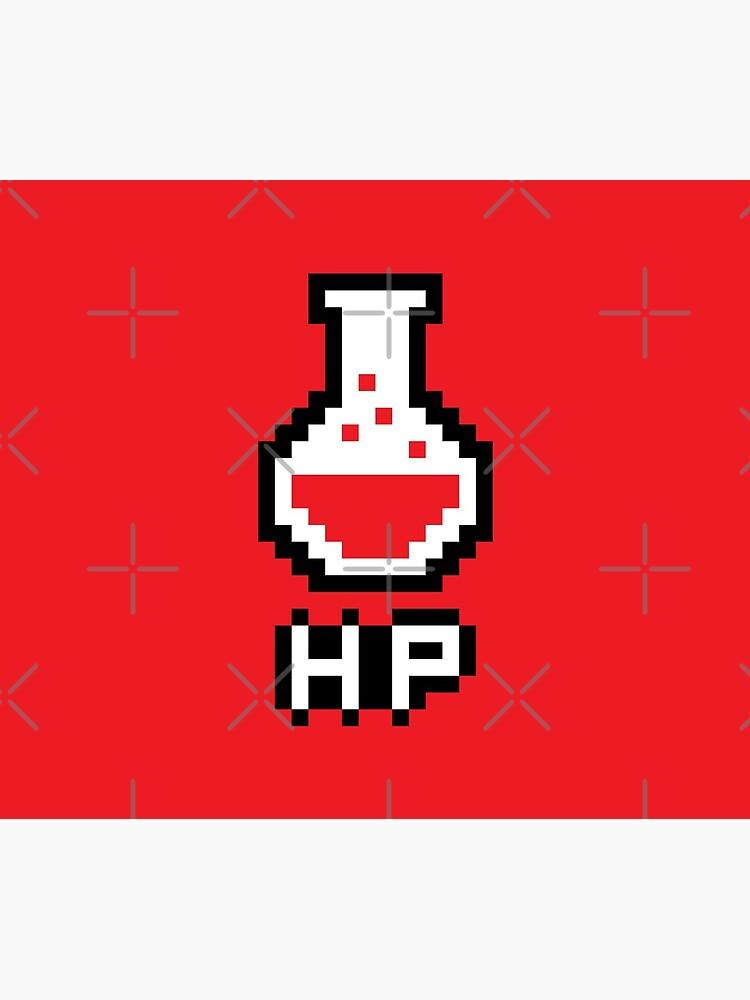 Potion - HP by pai-thagoras