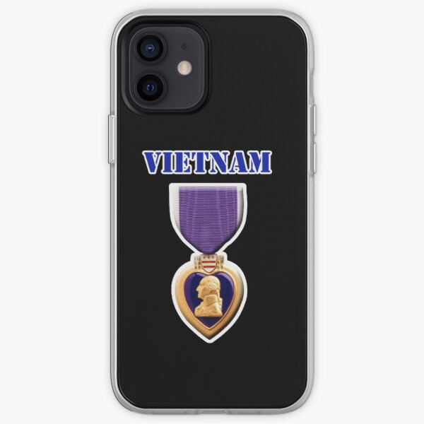 Purple Heart - Vietnam iPhone Soft Case