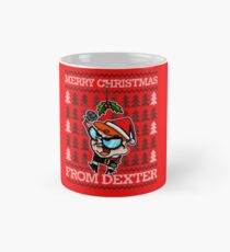 Dexter from Dexter's Laboratory™ Ugly Christmas Design! Classic Mug