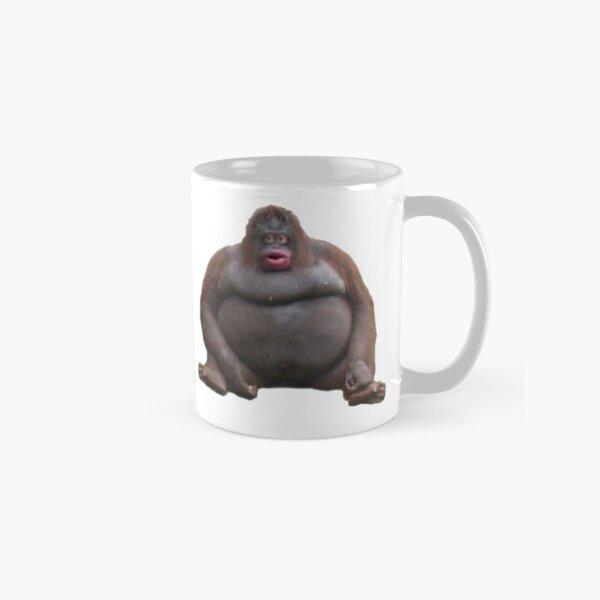 uh oh stinky le monke meme Classic Mug