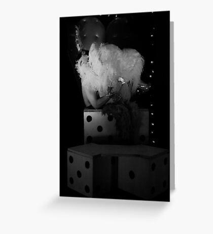 A Hidden Diamond Greeting Card
