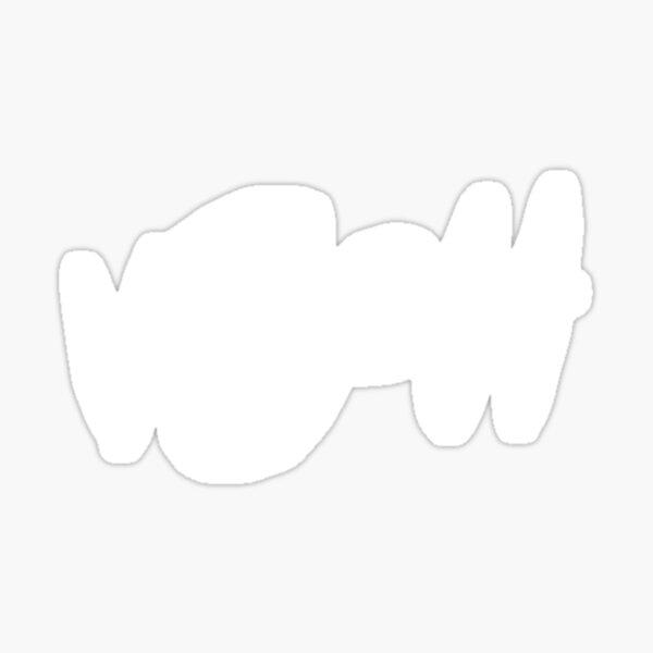 VBAH Logo Pattern Sticker