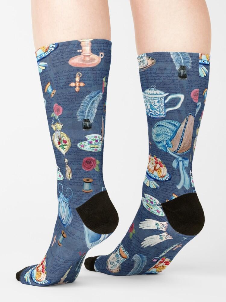 Alternate view of Jane Austens favourite things  Socks