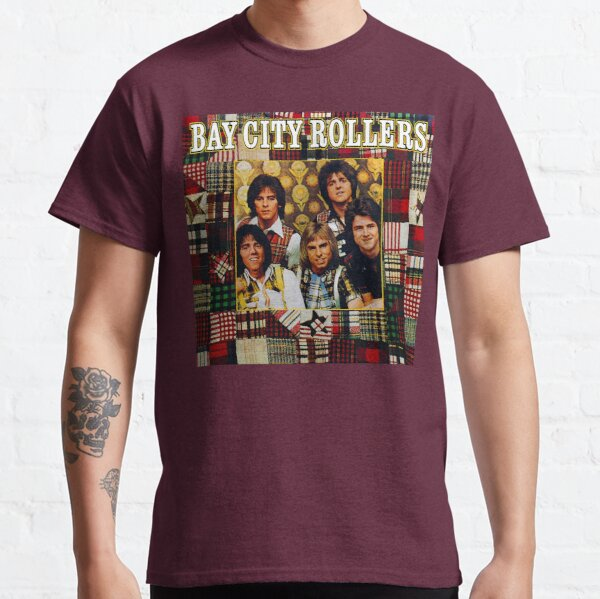 Bay City Rollers Classic T-Shirt