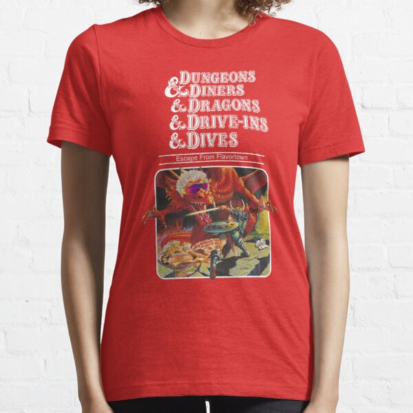 Dungeons Diners Dragons Essential T-Shirt