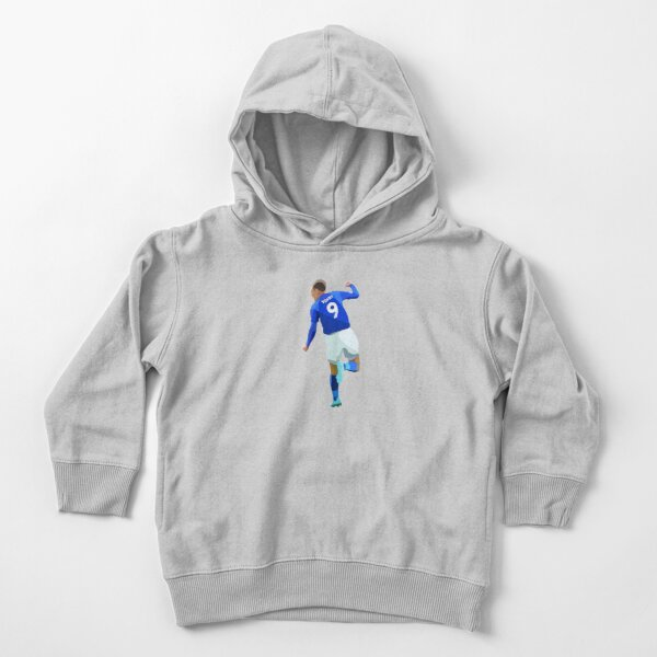 Leicester City's Jamie Vardy Toddler Pullover Hoodie