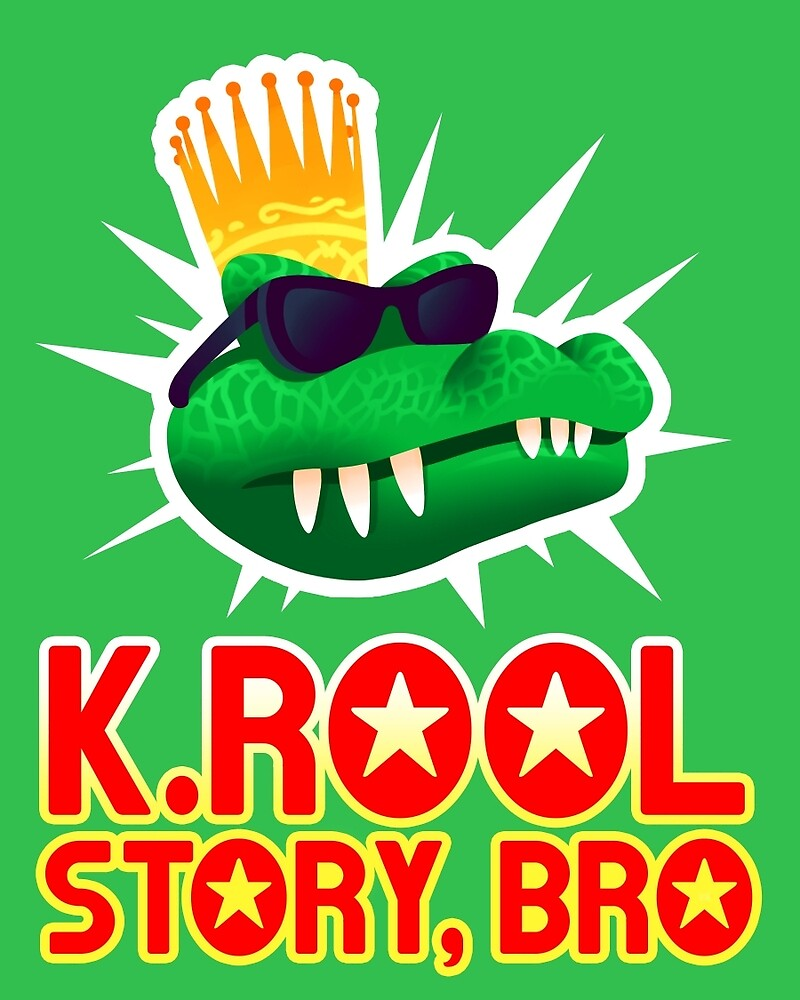 K.ROOL STORY BRO by holodolphin