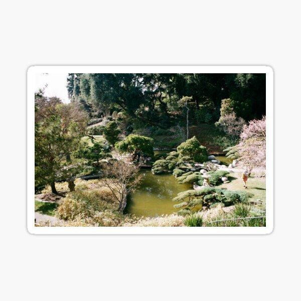 Gardens Sticker