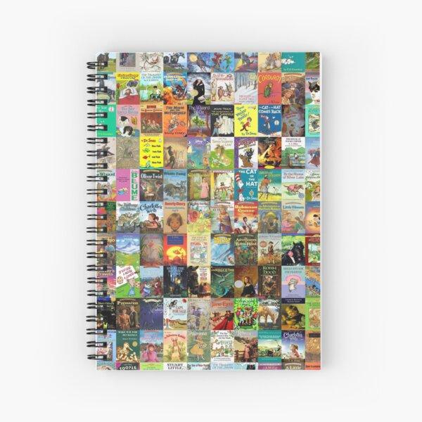 Kinderbuch Spiralblock