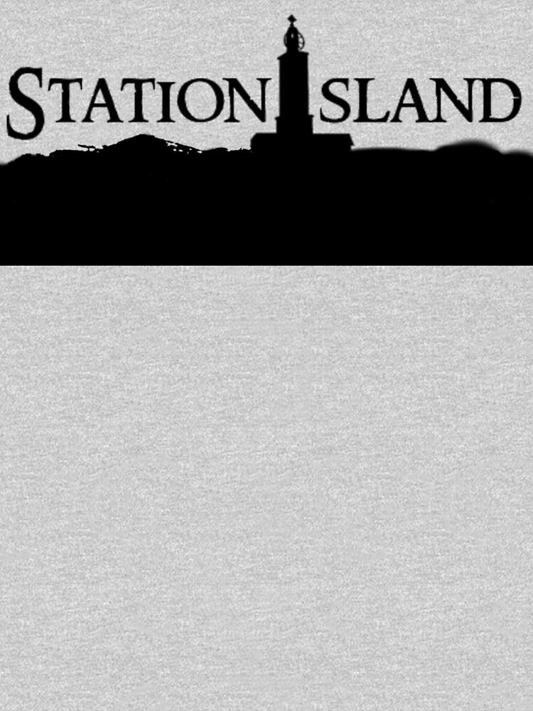 Station Island - Logo Black by StationIsland
