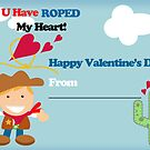 You have roped my heart by one8edegre