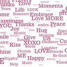 A million ways to say thank you by Julia Goss