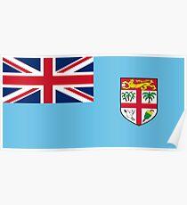 Fiji - Standard Poster