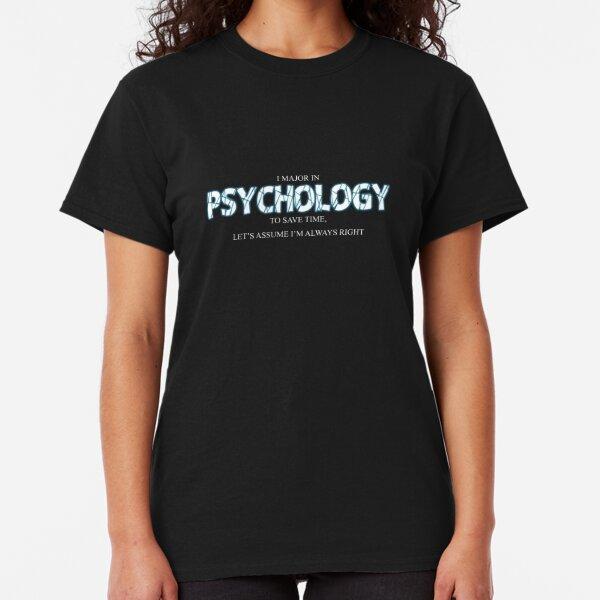 Psychology Classic T-Shirt