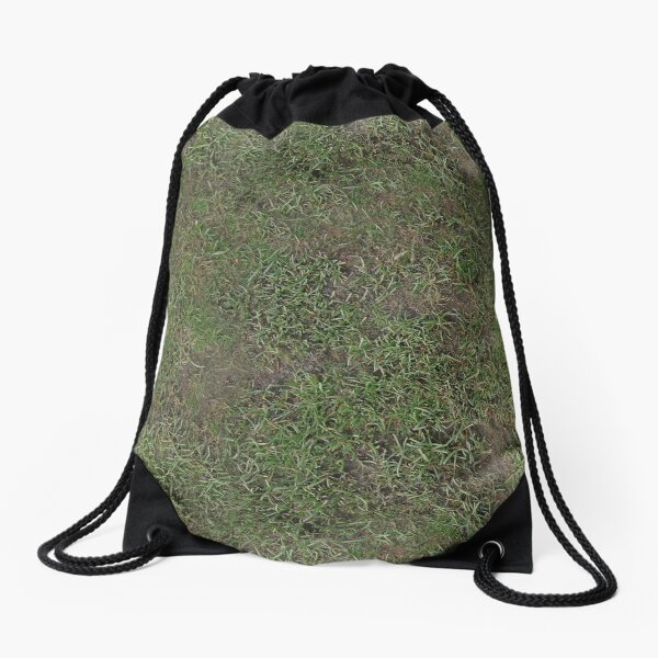 Grass Drawstring Bag