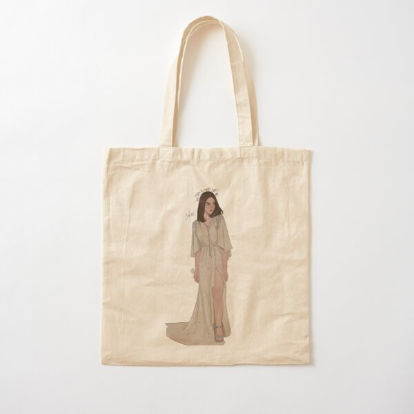 To Be Young and In Love Cotton Tote Bag