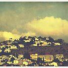 Postcard'ish (Hotel near the Clouds, Catalonia, Spain) by PhotoMairo