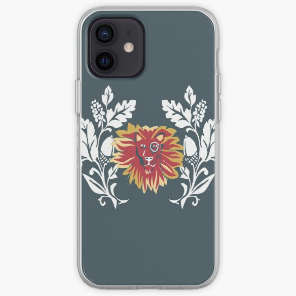 Lion of England iPhone Soft Case
