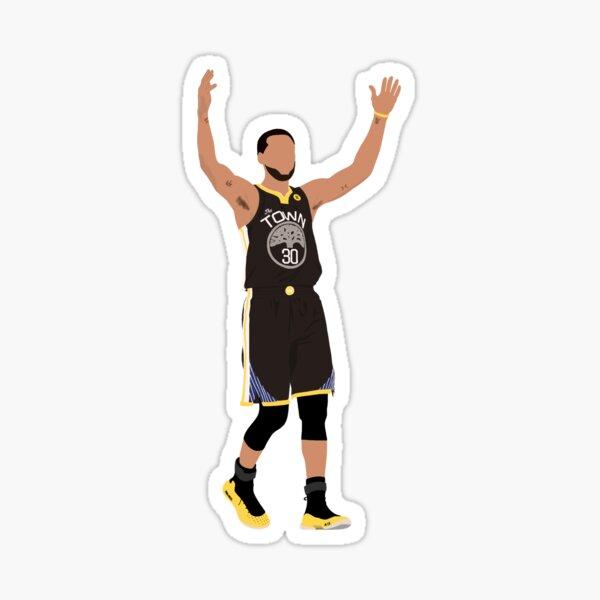 Stephen Curry Sticker