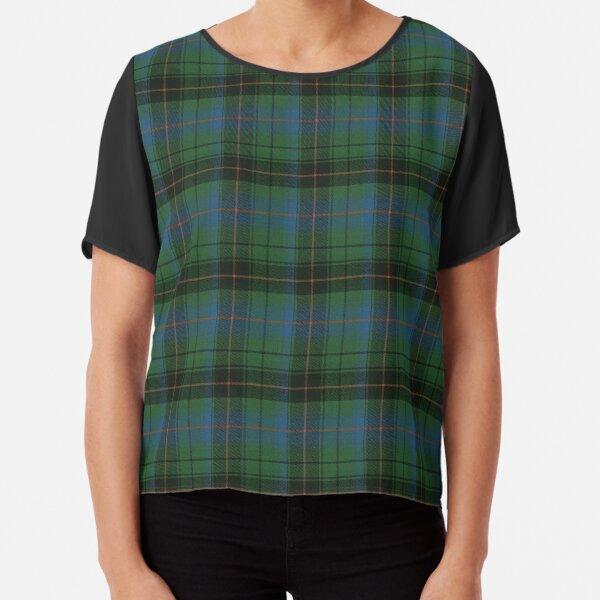 Scots Style Clan Macinnes Tartan Plaid Women Sweatshirt Casual Hoodie Tshirt T Hoodies Cropped Crop Tops