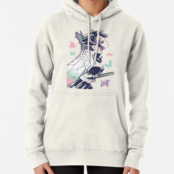 Insect Pillar Pullover Hoodie