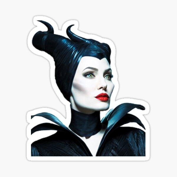 Maleficent Angelina Jolie Sticker
