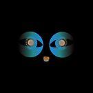 Owl Eye Nipples by stringerthings