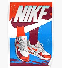 Sneakers World Poster