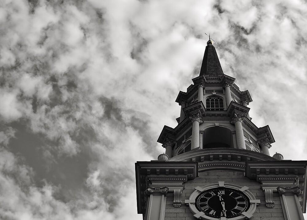 The Clocktower by Timekeeper5