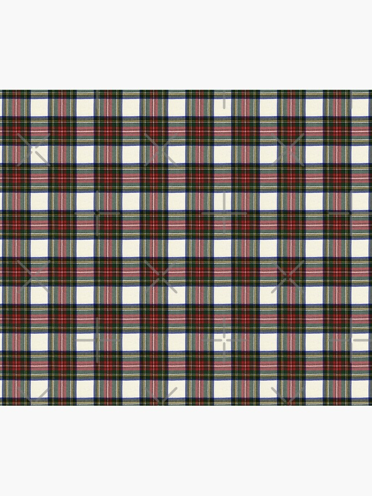 Stewart Dress M Original Scottish Tartan  by DiamondWillow