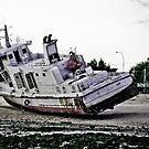 Abandoned boat - MOBASHER by NicoleBPhotos