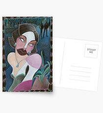 Cosmea Collyns, a portrait Postcards